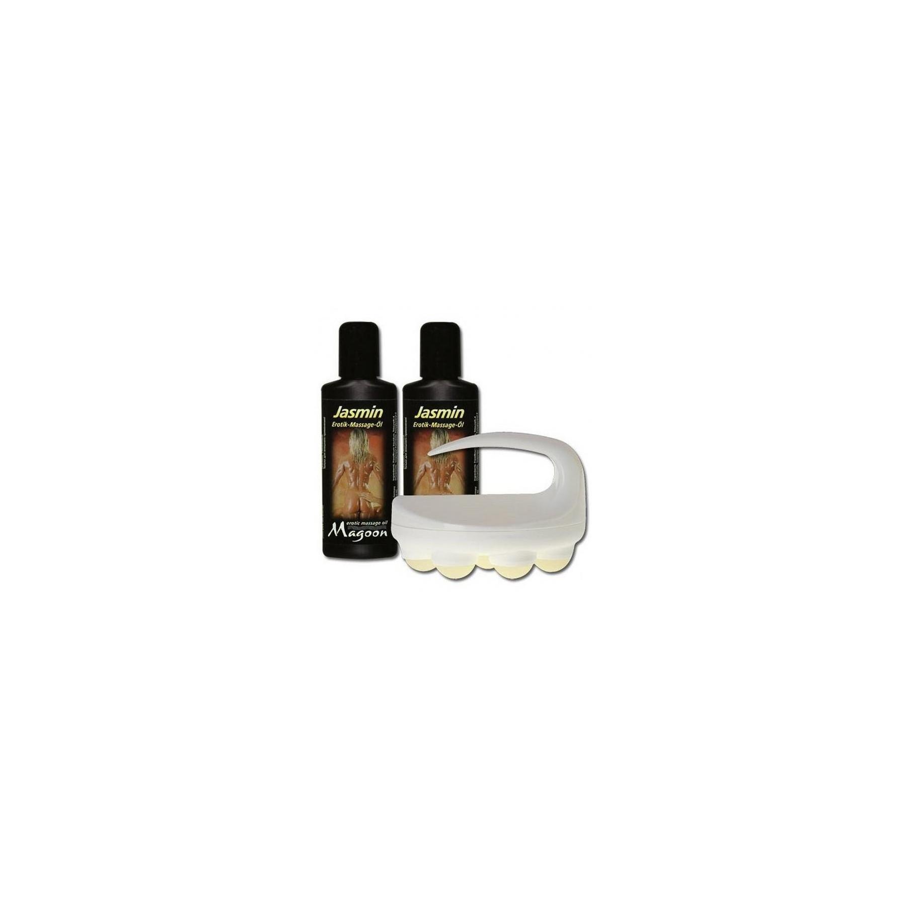 Set per Massaggi - roller + olio