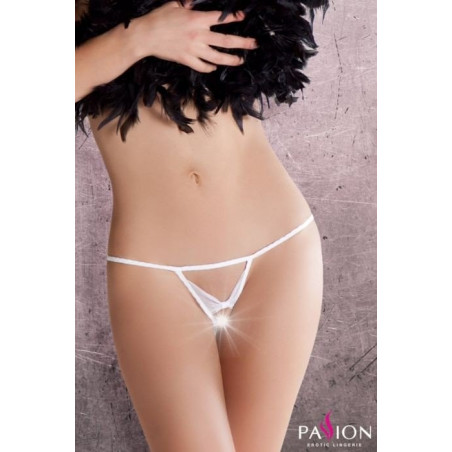 Micro Tanga ouvert in tulle Papillon