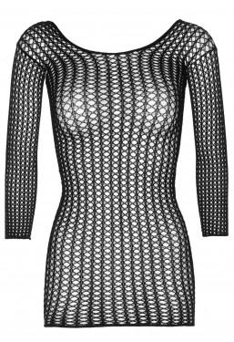 Vestito corto in rete mini abito sottoveste Leg Avenue