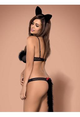 Sexy Travestimento da Gatta Costume Gepardina