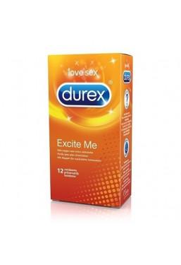 Preservativi Durex Excite Me Stimolanti