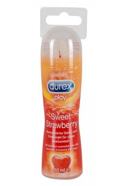 Durex Lubrificante Strawberry Fragola
