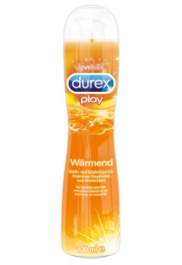 Durex Play Warming Lubrificante intimo effetto calore