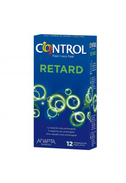 Preservativi Control Retard Profilattici Ritardanti