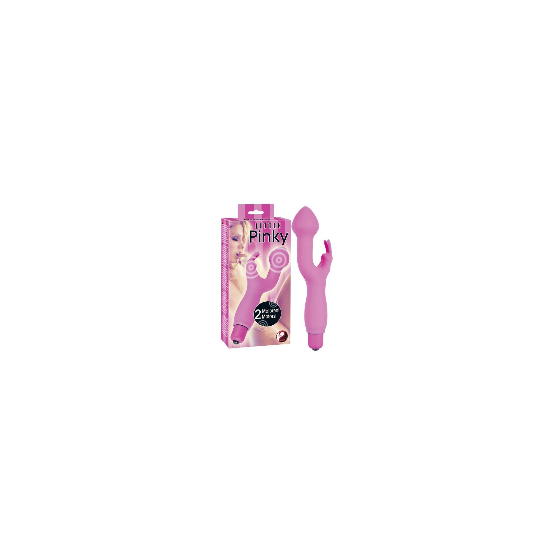 Vibratore Rabbit Little Pinky