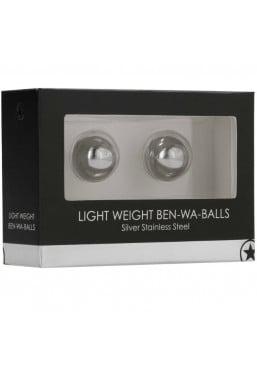 Sfere di Geisha in acciaio peso leggero Ben Wa Balls