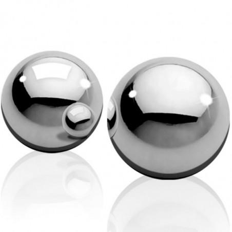 Sfere di Geisha in acciaio peso medio Ben Wa Balls
