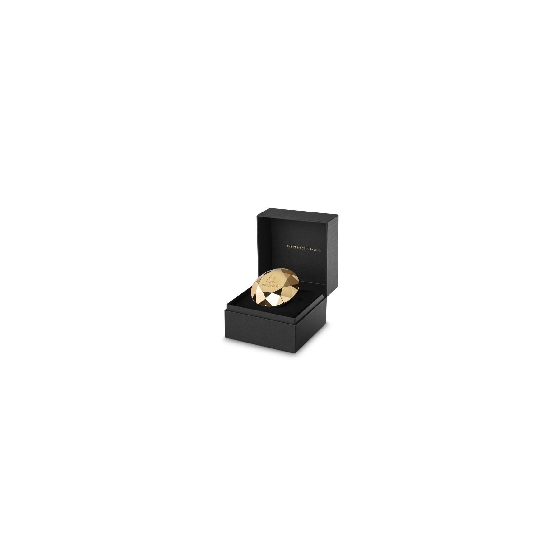 Vibratore Clitorideo a foma di diamante TwentyOne Bijoux Indiscret