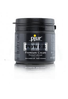 Lubrificante intimo in crema Pjur Power per il sesso anale
