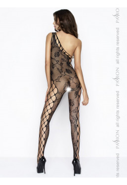 Bodystocking monospalla Passion Lingerie