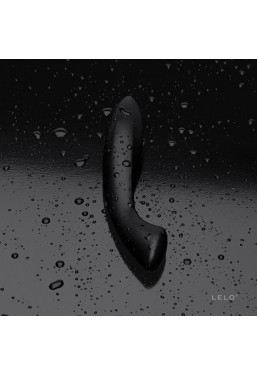 Dildo in silicone Ella Black Lelo