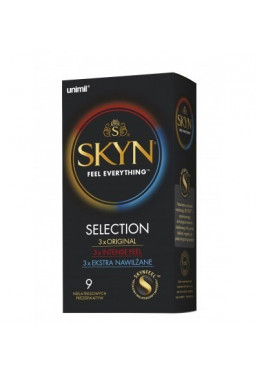 Preservativi Skyn Selection...