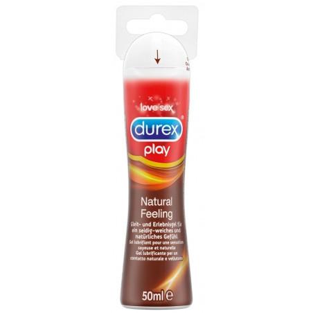 Durex Natural Feeling lubrificante intimo lunga durata