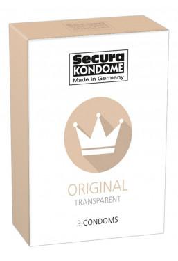 Preservativi Secura Cofanetto Grey Box per notti trasgressive