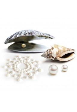 Copricapezzoli perla bianca Mimi Bijoux Indiscret