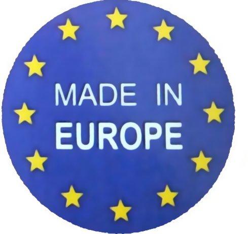 Lingerie prodotta in Europa