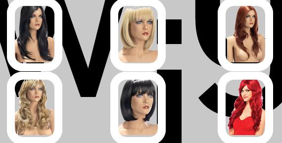 Parrucche - wig